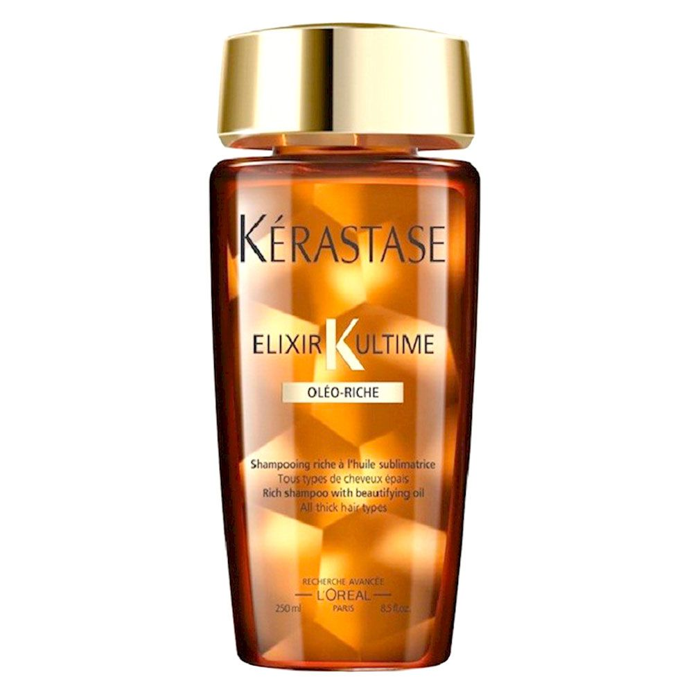 Shampoo Nutritivo Kérastase Elixir Ultime Óleo Riche - 250ml