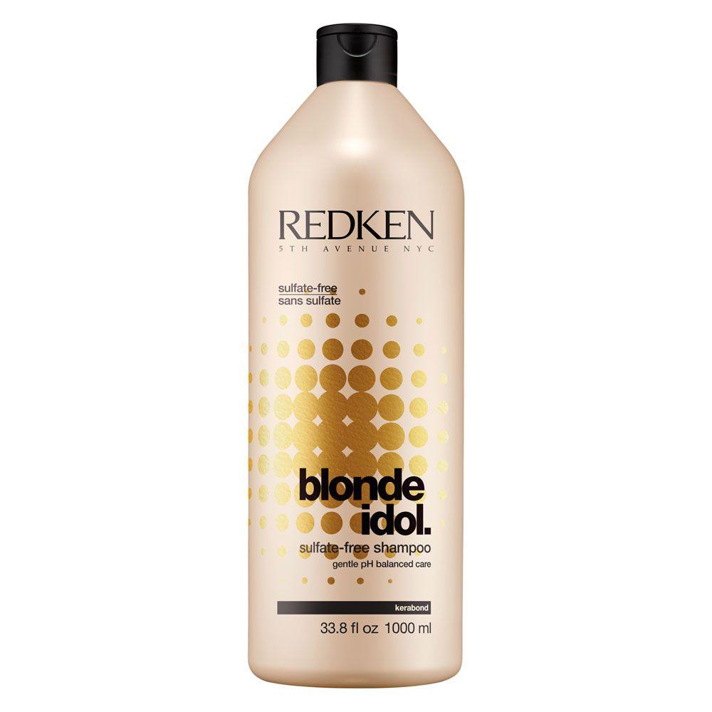Shampoo Para Cabelos Loiros Redken Blonde Idol - 1000ml