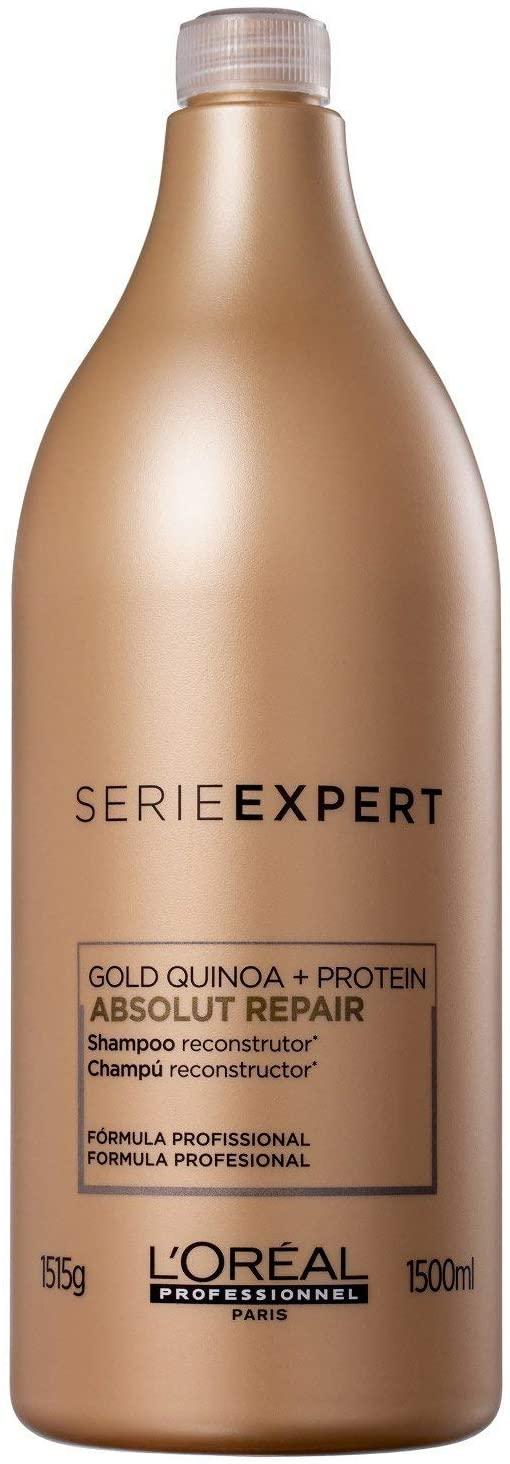 Shampoo Absolut Repair Gold Quinoa + Protein 1500ml