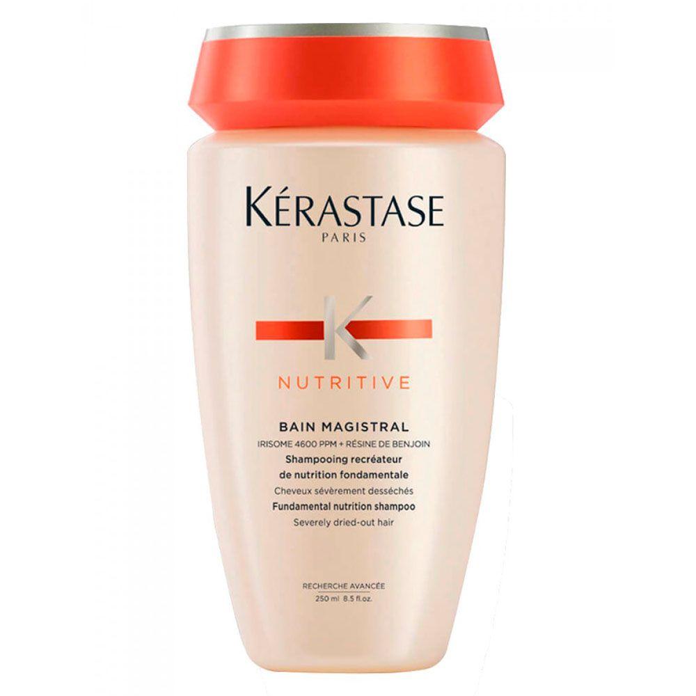 Shampoo Recriador de Nutrição Kérastase Nutritive Bain Magistral - 250ml