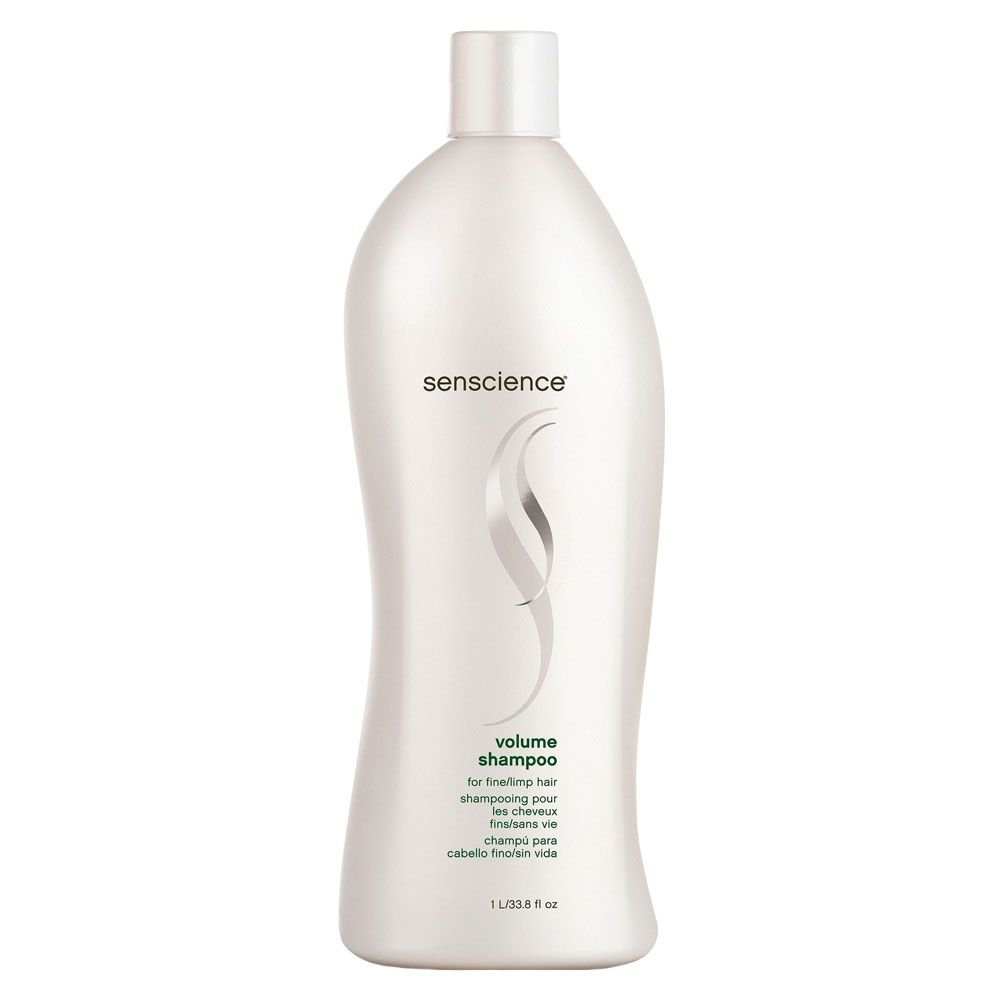 Shampoo Senscience Volume para Cabelos Finos - 1000ml
