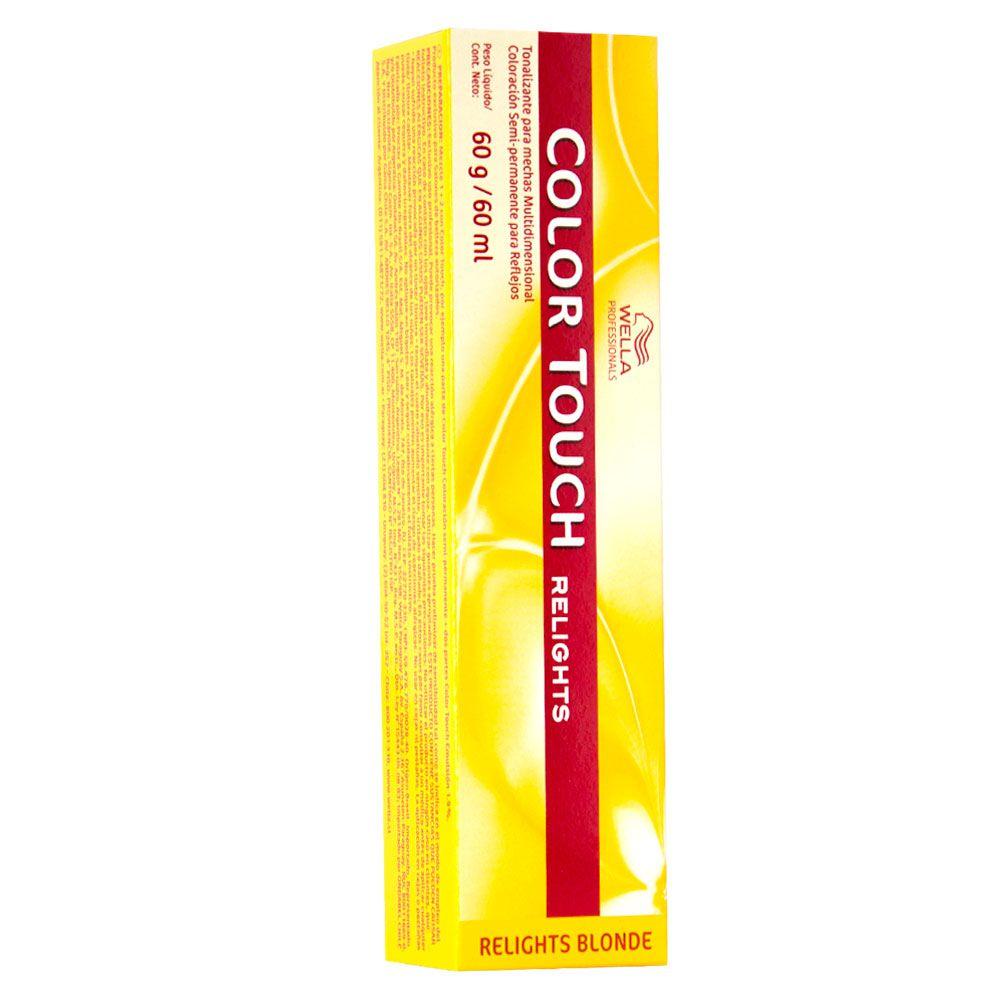 Wella Color Touch Blonde Tonalizante /03 Natural Dourado 60g