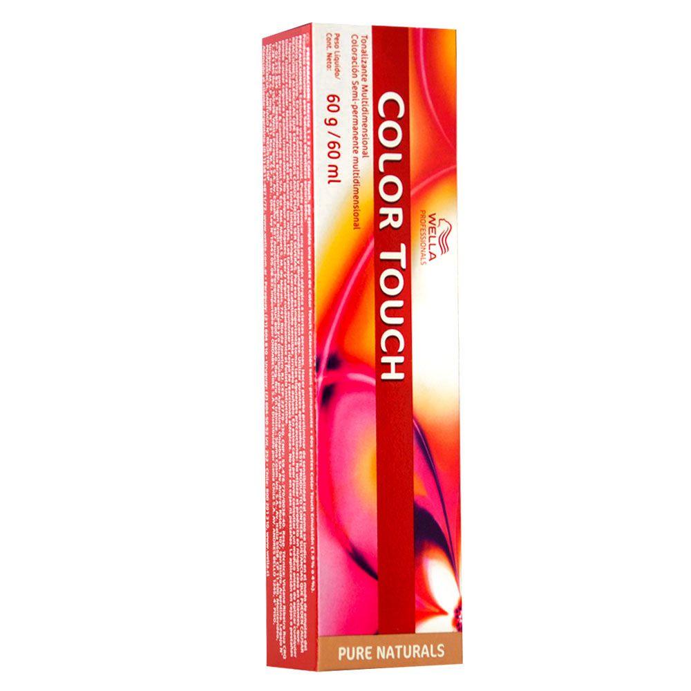 Wella Color Touch Tonalizante 4/0 Castanho Escuro 60g