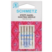 Agulha SCHMETZ Quilter Patch - 130/705 H-Q - Para Quilting e Patchwork