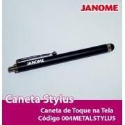 Caneta STYLUS para telas Touch Screen - Maquinas de Bordar