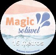 Entretela Hidrossolúvel - Magic Solúvel 15 Metros