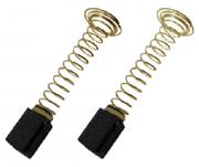 Escova de Carbono - carvão para máquinas de corte Bananinha - pacote com 2 carvões - WD-1