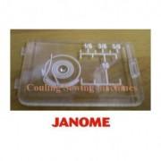 Tampa Caixa de Bobina JANOME MC 350E / ELNA 8300