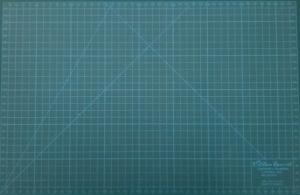 Base para corte 450 x 300 x 3 mm - Sun Special