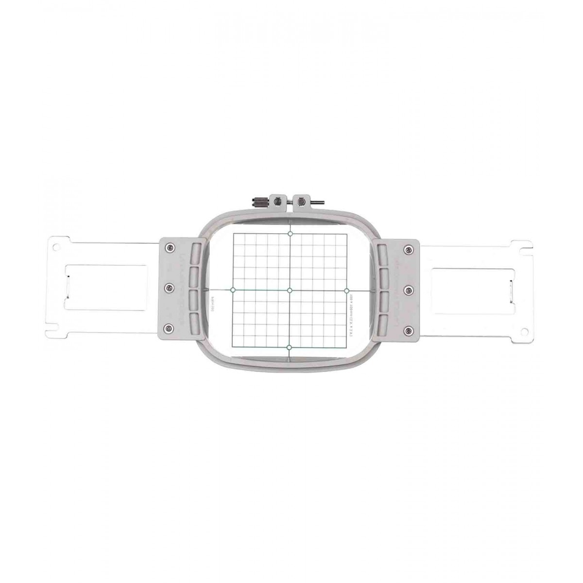 Bastidor Brother PRH-100 área de 10x10 cm.