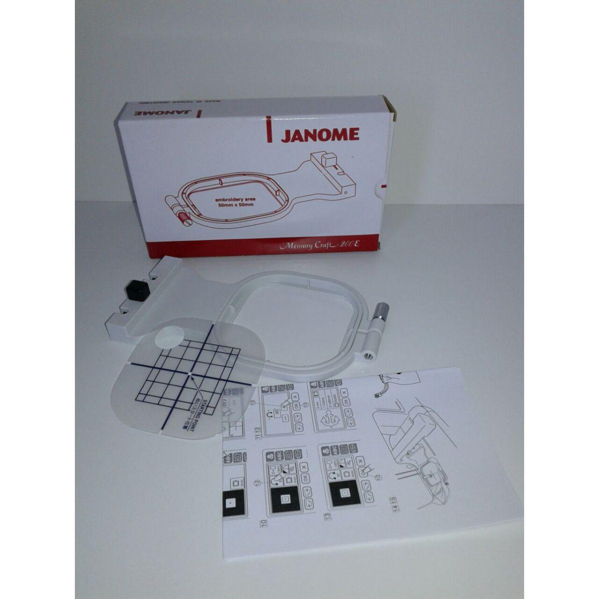 Bastidor de Bolso para JANOME MC200 - MC230 - ELNA 8100
