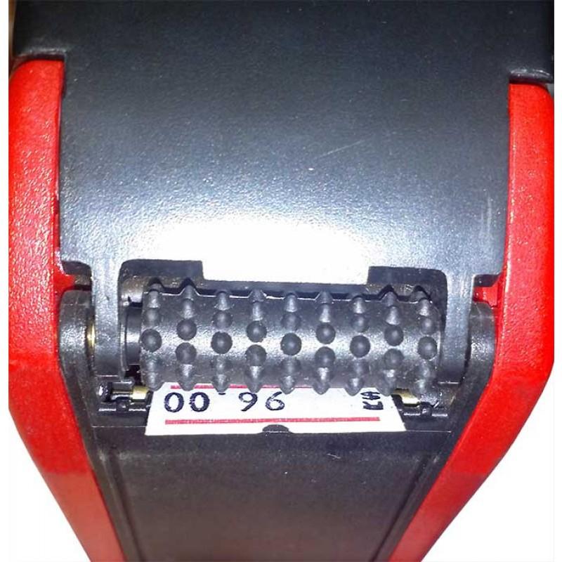 Etiquetadora Italiana 1 Linhas 9 Dígitos Westman