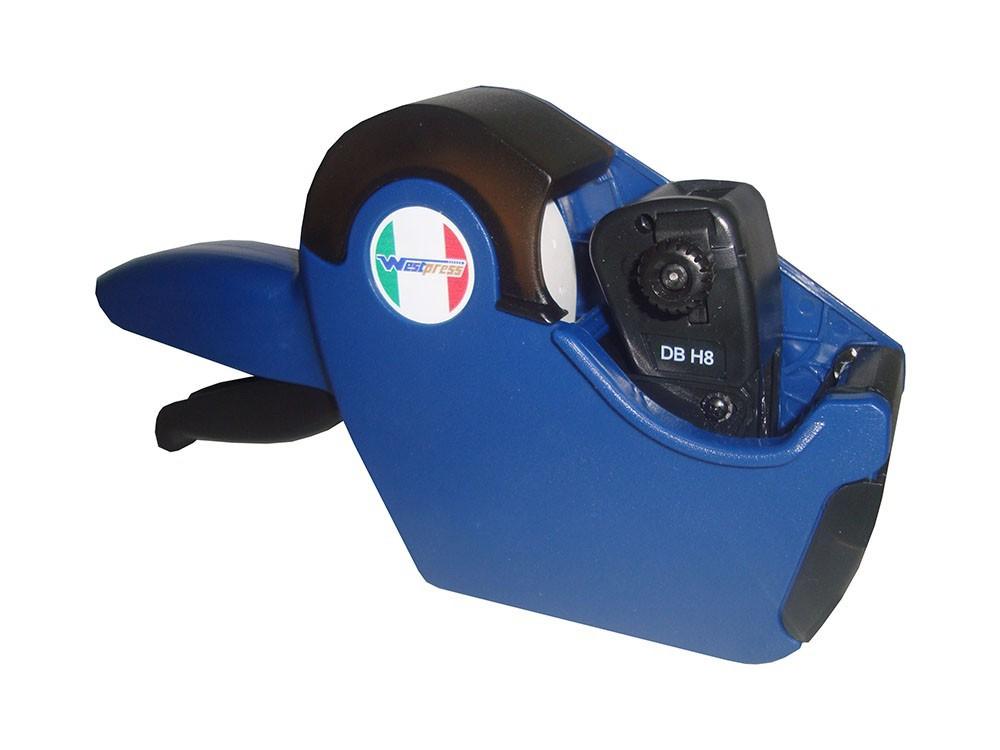 Etiquetadora Italiana 8 Dígitos W-2212IX