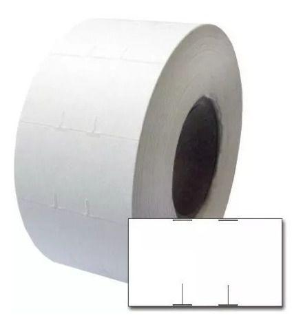 Etiquetas M-28 - Pacote com 10.000 etiquetas Brancas