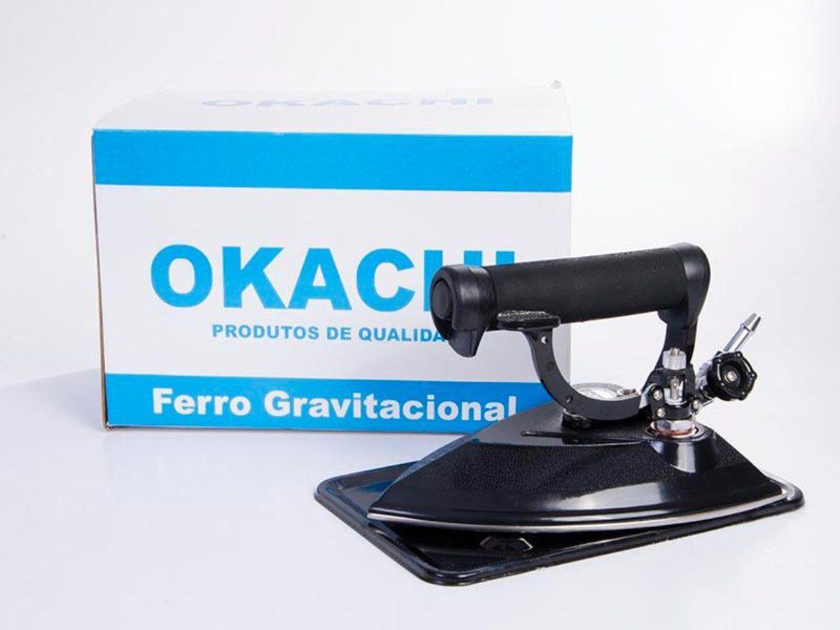 Ferro Passar sem Resistência para Caldeira Industrial 6PC Okachi