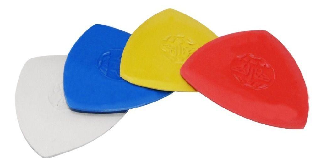 Giz Magico Colorido p Marcar / Riscar tecido 10Un - Some com Calor