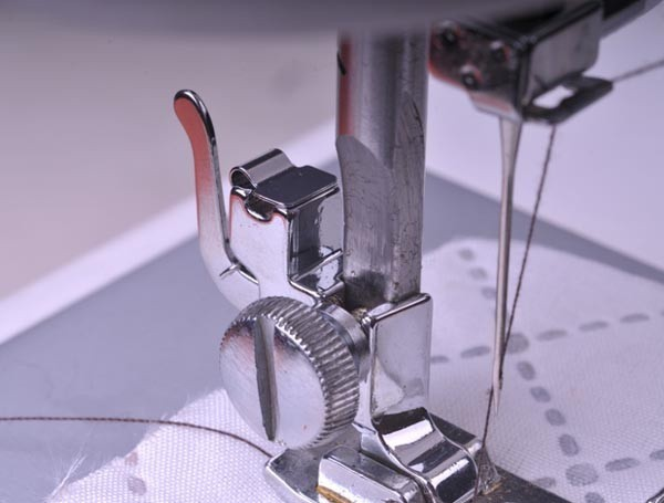 Haste de engate rápido - haste Baixa com encaixe de 6 mm.