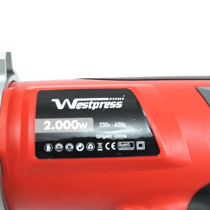Kit Soprador de ar quente Westpress - 2000 W