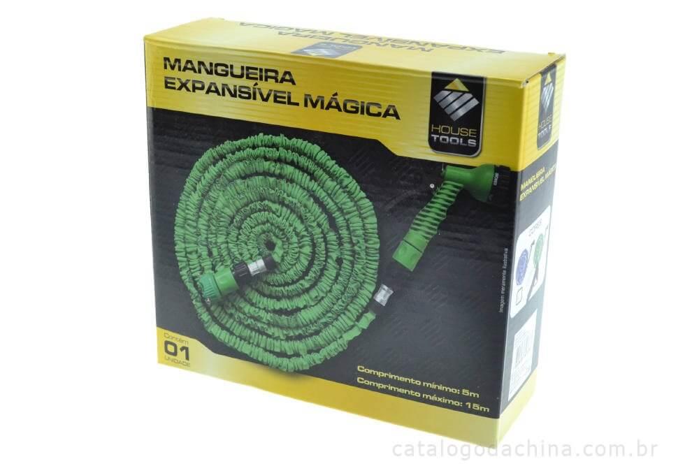 Mangueira magica super flexível