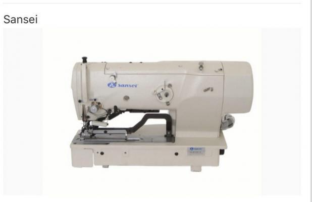 Máquina de Costura Caseadeira Plana Eletrônica Sansei SA-M1790-12