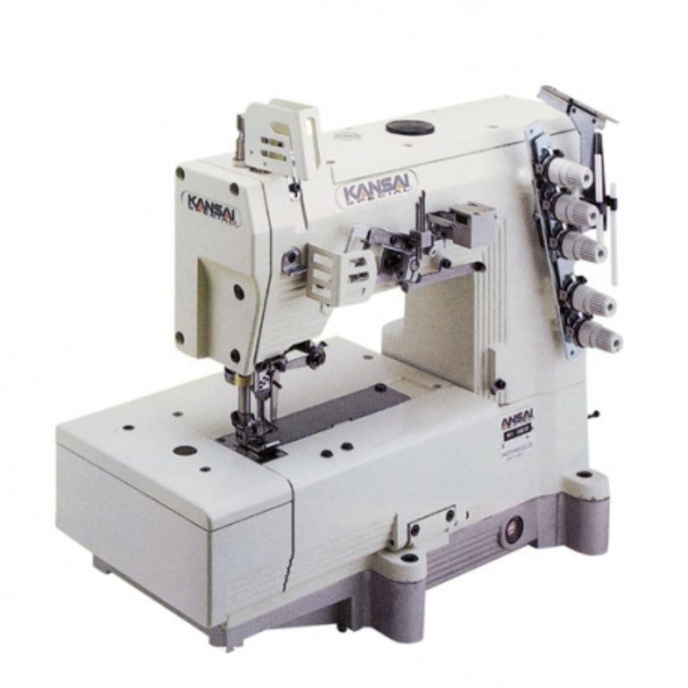 Maquina de Costura Galoneira 3 Agulhas Kansay WX8803 MG - BIVOLT