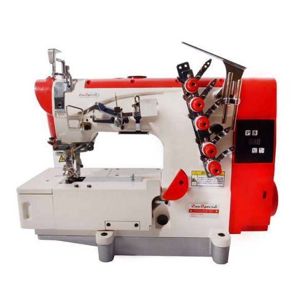 Máquina de Costura Galoneira Sun Special Direct Drive SS5500