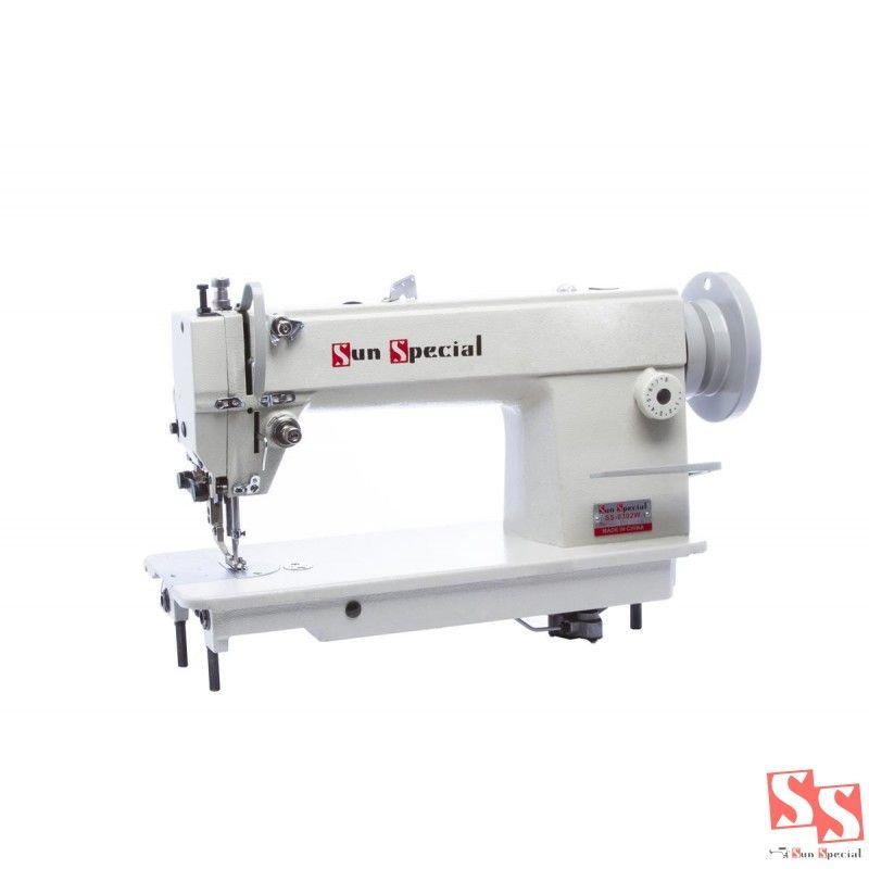 Máquina de Costura Industrial Reta Transporte Duplo SUN SPECIAL SSTC1403CX Bivolt