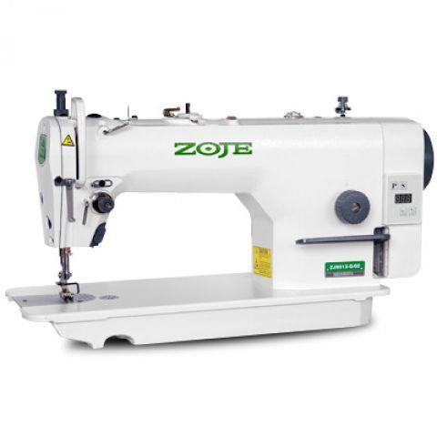 Máquina de Costura Reta ZOJE,  ZJ-9513-G-02  Com motor Direct Drive e parada de agulha