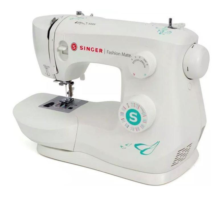 Máquina de Costura Singer Fashion Mate 3337