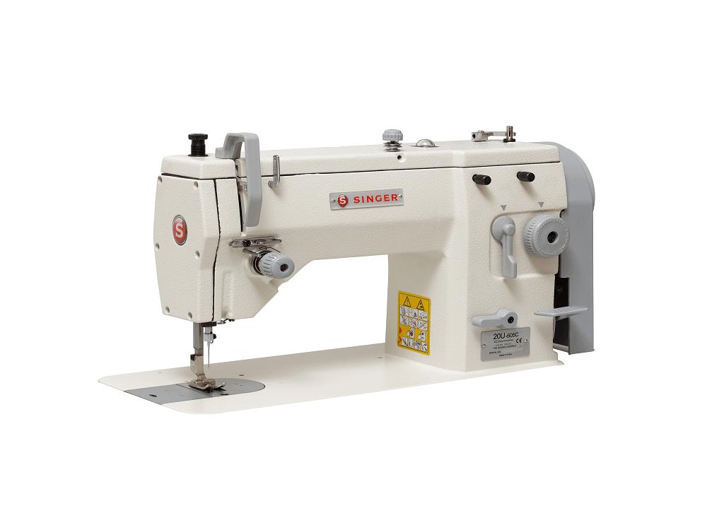 Máquina de Costura SINGER Reta e Zigue Zague Profissional 20U