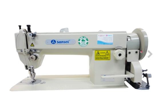 Máquina de costura Transporte Duplo SANSEI SA-0302