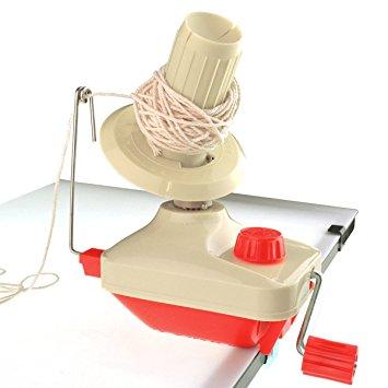 Rebobinador de Novelo de Lã
