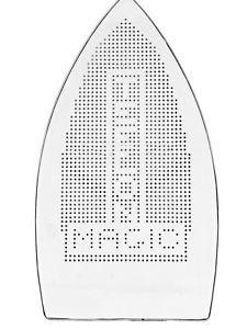 """Sapata Anti Brilho para Ferros de Passar (2,500 """"Pesados"""") Teflon Shoe MAGIC"""