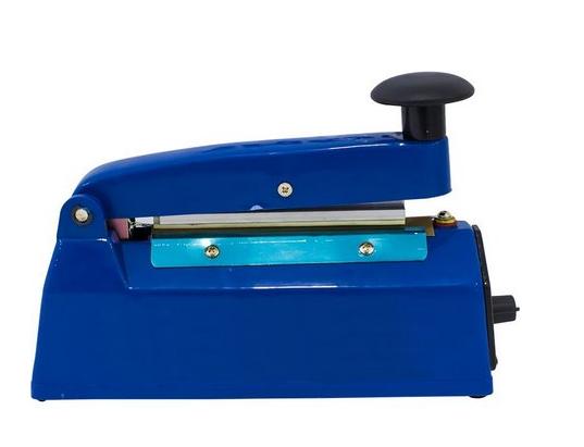Seladora Manual 10 centímetros - Sela sacos plásticos de Gelinhos, Sacoles e Jujuba