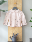 Camisa Bebê Abacaxi