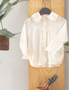 Camisa Mozart Off White