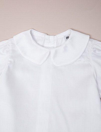 Camisa Bebê Branca