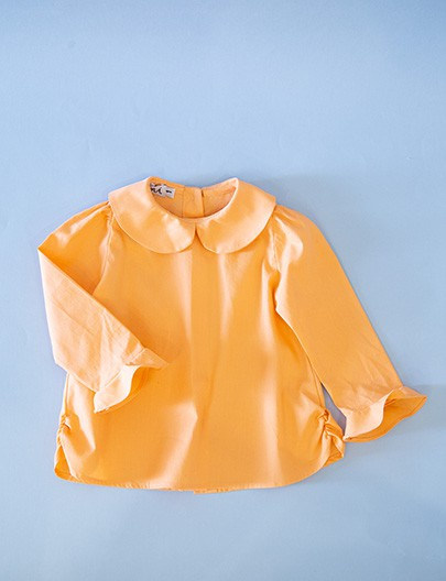 Camisa Bebê Pêssego
