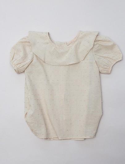 Camisa Bic Creme