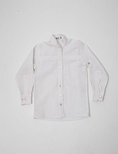 Camisa lino Off