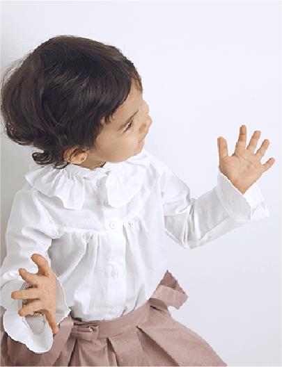 Camisa Mozart Branca