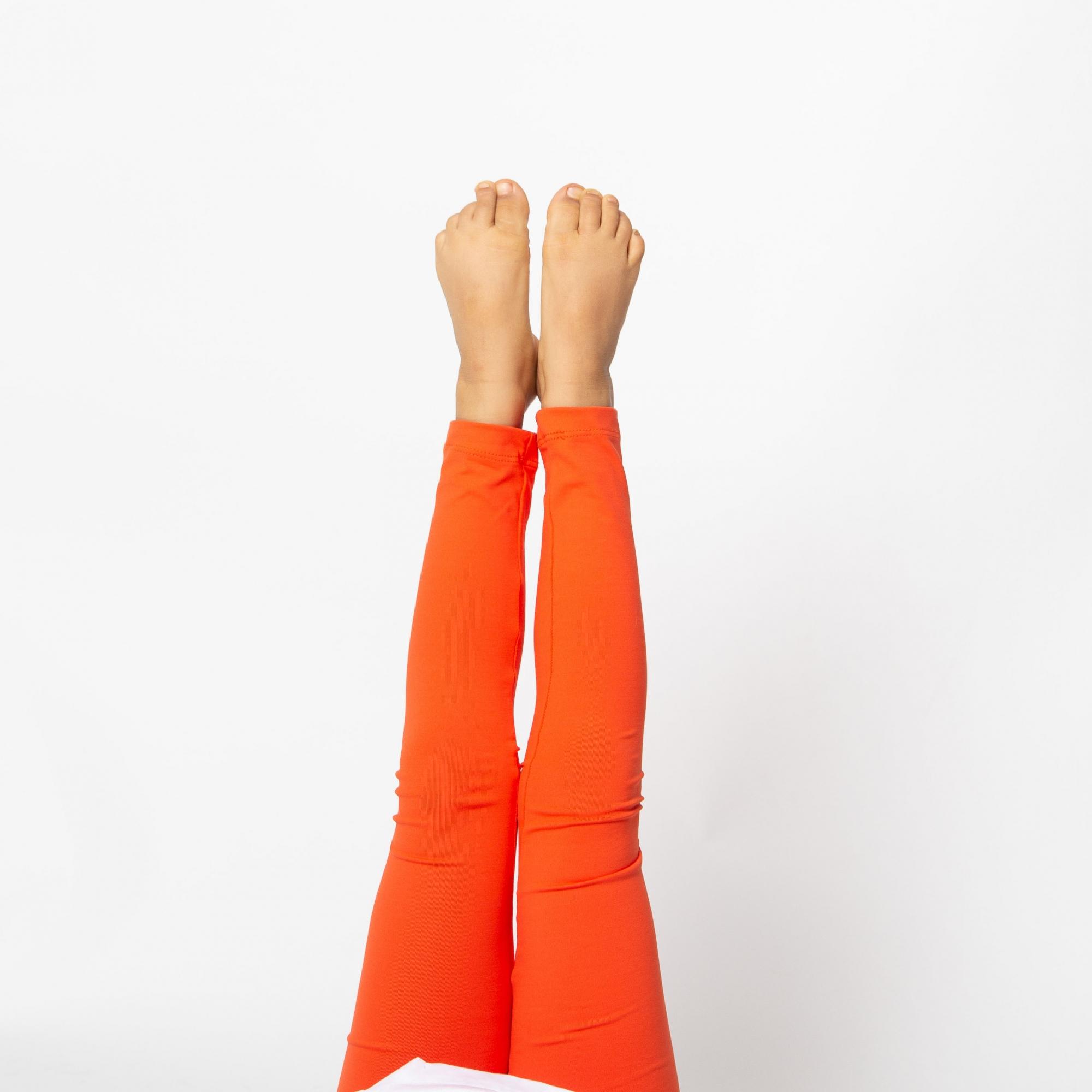 Legging Reletech Laranja