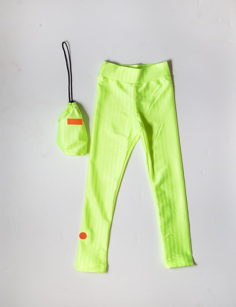 Legging Reletech Neon Verde