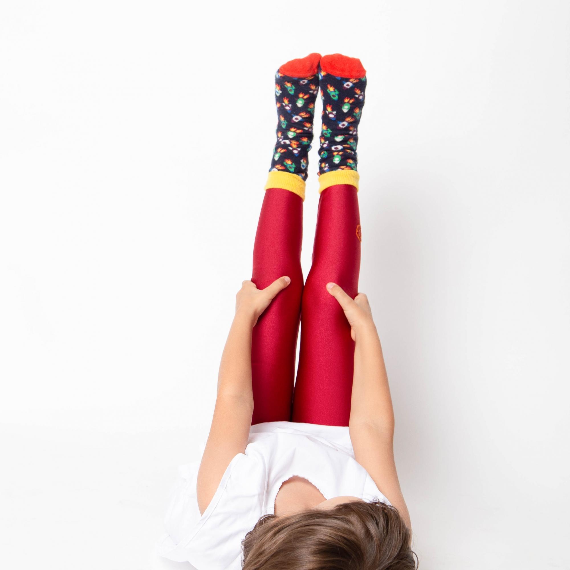 Legging Reletech Vermelha