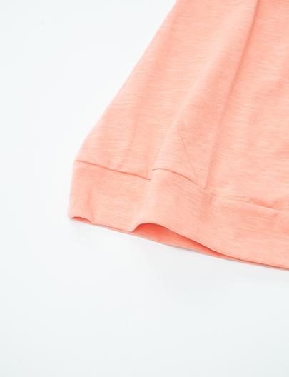 Vestido Amado Peach brown