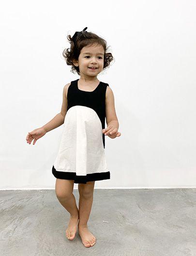 Vestido Balance preto