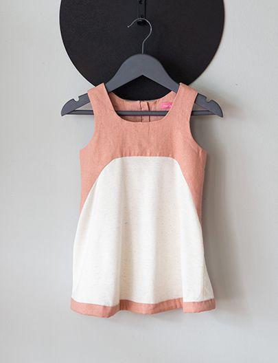 Vestido Balance rose
