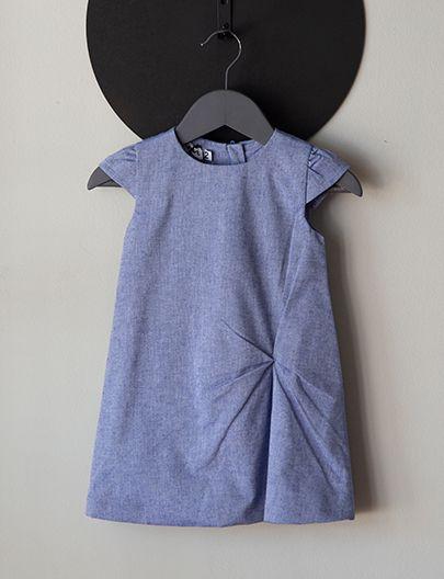 Vestido Descomplicado Azul