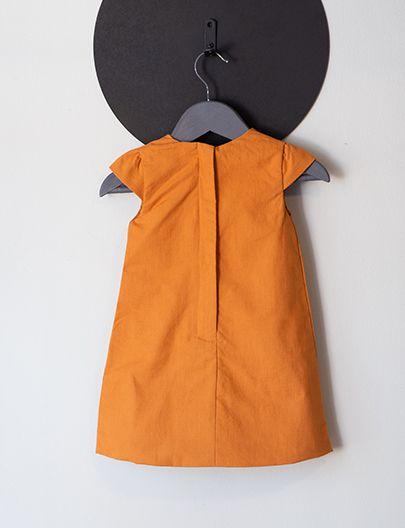 Vestido Descomp Caramelo
