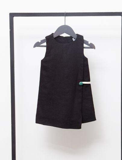 Vestido Envelope Preto